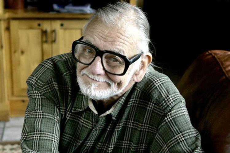 """El cineasta George A. Romero, fue el creador la cinta de culto """"La noche de los muertos vivientes"""". (Foto Prensa Libre: AP)"""