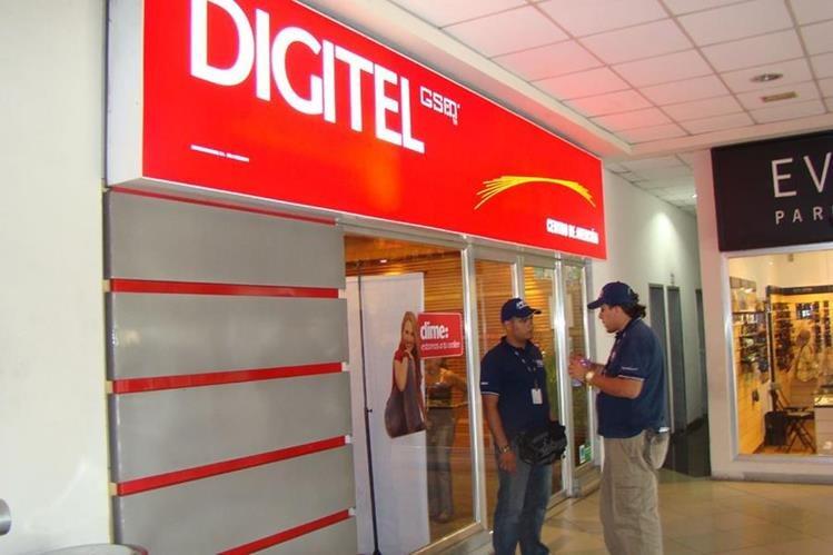 Empresa telefónica Digitel opera en Venezuela. (Foto PL: Internet)
