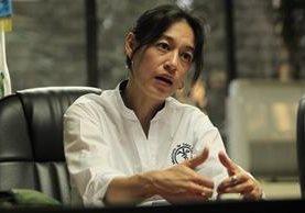 Lucrecia Hernández Mack, jefa de Salud, cree que los cambios de ministros paralizan la cartera. (Foto: Carlos Hernández)