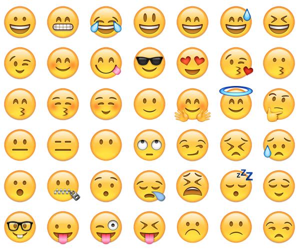 Los emojis son muy populares en las redes sociales y en apps como WhatsApp o Facebook Messenger. (Foto: Hemeroteca PL).