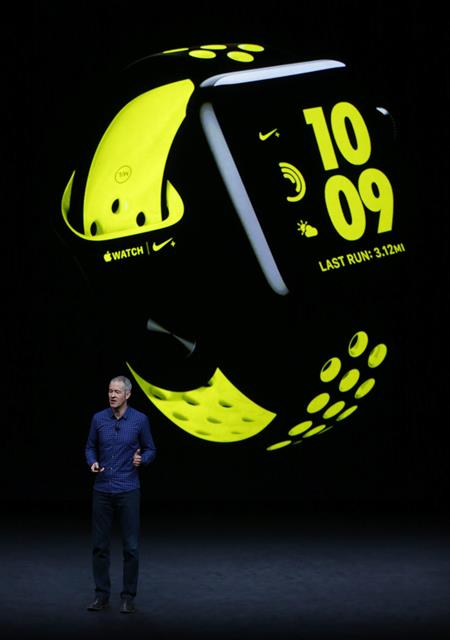 Apple Watch Nike+ (Foto Prensa Libre: EFE).