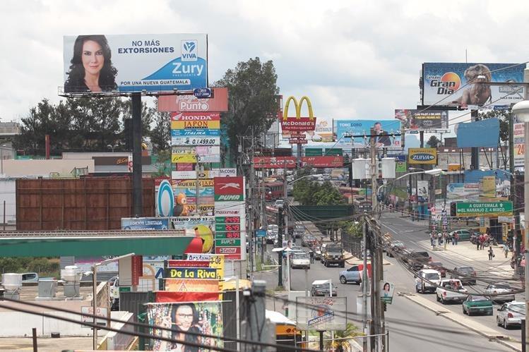 El gasto en campaña suma más de Q82 millones reportados al TSE. (Foto Prensa Libre: Hemeroteca PL)