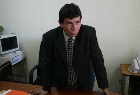 Eduardo Cojulum, juez undécimo del ramo Penal, está señalado por la Cicig.