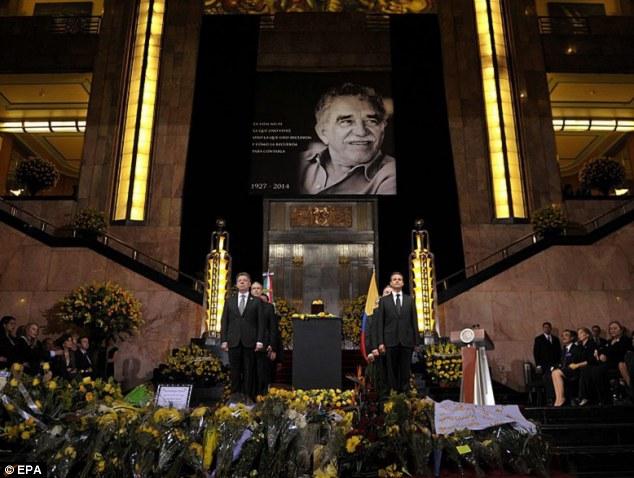 Grabriel García Márquez murió  el 17 de abril de 2014. (Foto Prensa Libre: Hemeroteca PL)