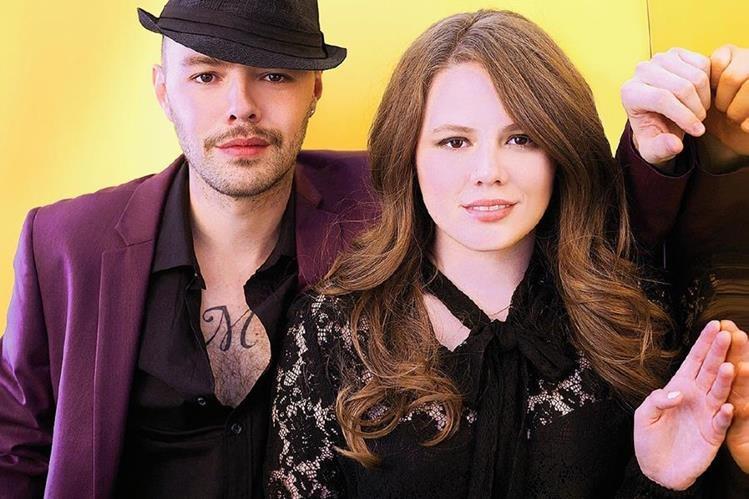 El dúo Jesse & Joy, promociona la canción Ecos de amor, después de casi tres años de constantes giras musicales. (Foto Prensa Libre: Hemeroteca PL)
