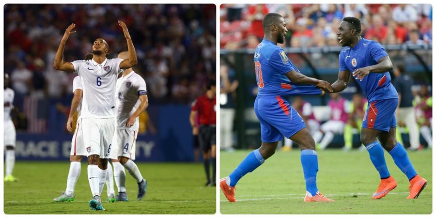 Los jugadores de ambas selecciones buscarán celebrar. (Foto Prensa Libre: Agencias)