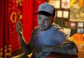René Pérez, Residente, busca promover la paz con su nuevo videoclip. (Foto Prensa Libre: AP)