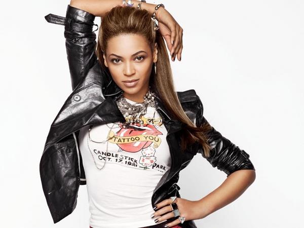 Beyoncé se coloca en la posición número uno del Top 5 de las estrellas más populares en la red social.