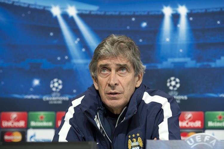 """Luego de su paso por el City, """"El Ingeniero"""" ahora dirigirá en la Liga china. (Foto Prensa Libre: AFP)"""