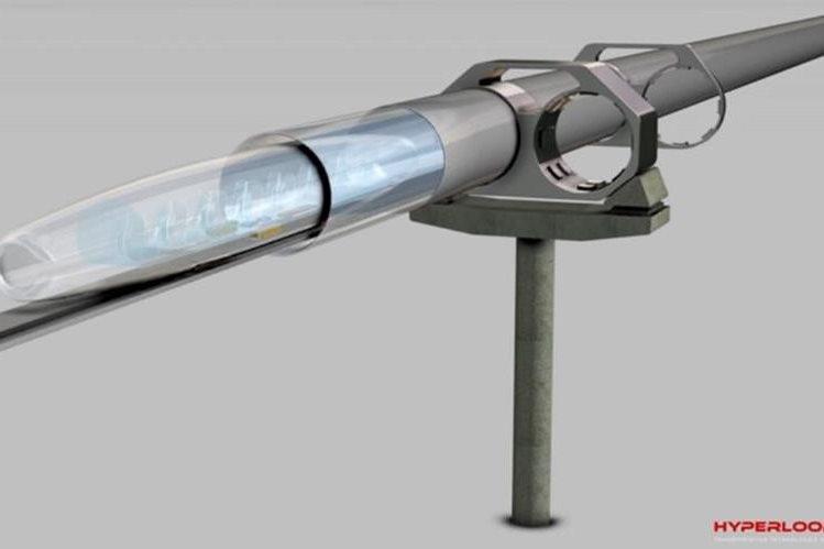 Se espera que dentro de cinco años empiecen a transportarse las primeras personas por Hyperloop. (Foto: Hemeroteca PL).