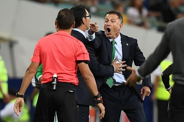 Salcedo se pierde resto de Copa Confederaciones por lesión