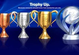 Los trofeos de la tienda de PlayStation serán canjeables por dinero dentro de la PSN Store (Foto Prensa Libre: PlayStation).
