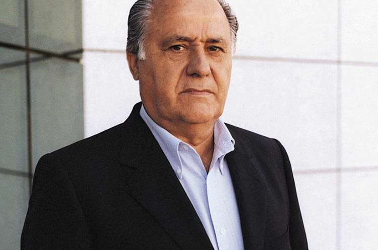 Amancio Ortega desplazó a Carlos Slim del segundo lugar. (Foto Prensa Libre: Hemeroteca PL)