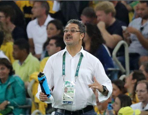 Rogerio Micale salvó el honor de Brasil al ganarle la medalla de oro a Alemania en los Juegos Olímpicos Río 2016. (Foto Prensa Libre: Hemeroteca PL)