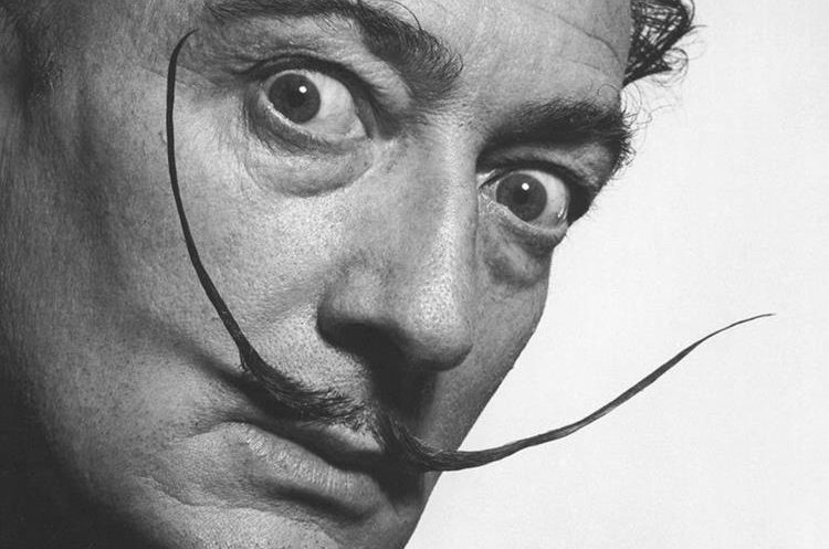 Salvador Dalí (1904-1989) fue un artista español destacado en la pintura, la escultura, los grabados y más (Foto Prensa Libre: Museo Dalí).