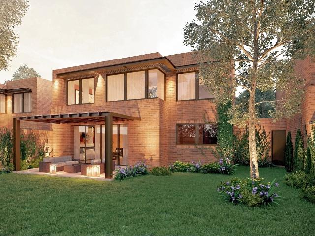 Las casas ofrecen ambientes amplios para organizar y guardar ropa, zapatos o accesorios.