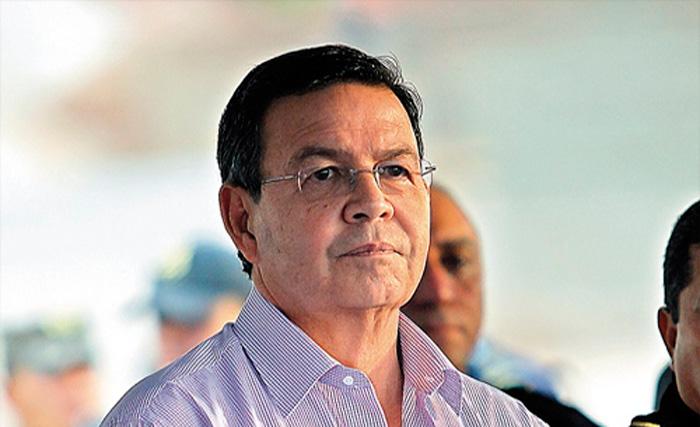 Rafael Callejas espera su sentencia por el Caso Fifa. (Foto Prensa Libre: Diario El Tiempo)