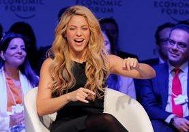 La artista colombiana Shakira cumple 40 años y sigue conquistando seguidores. (Foto Prensa Libre: AP)
