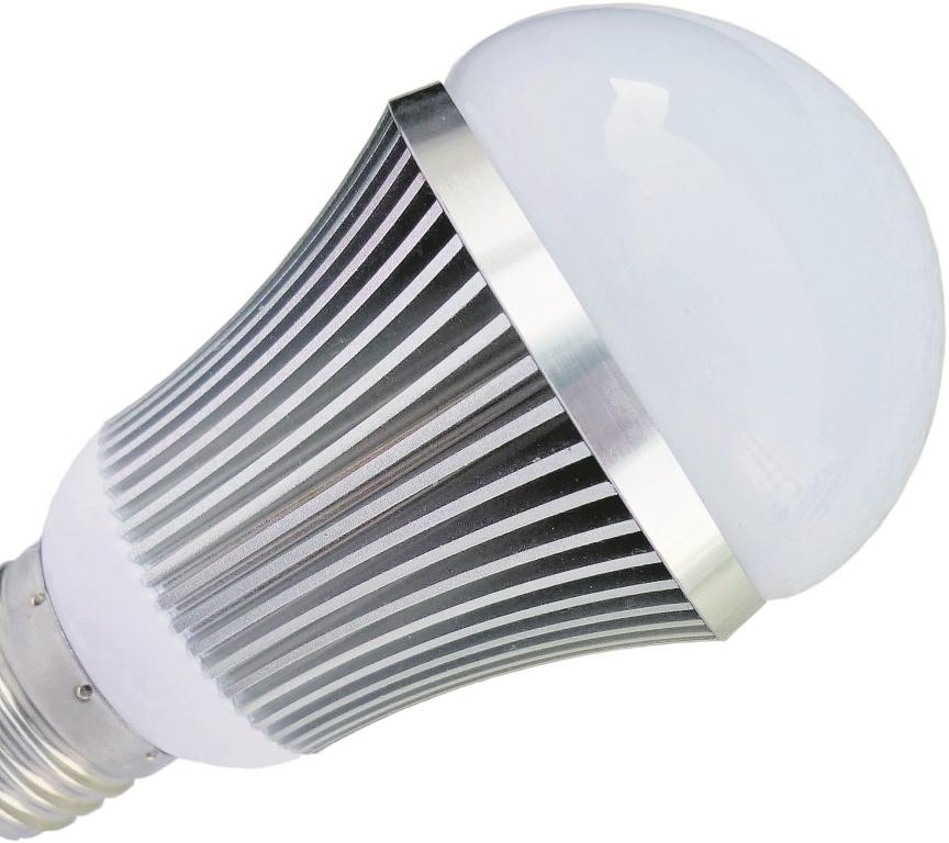 Cada vez más accesible resulta adquirir bombillos LED, aunque la duración varía según la calidad de la marca. (Foto Prensa Libre: Hemeroteca PL)