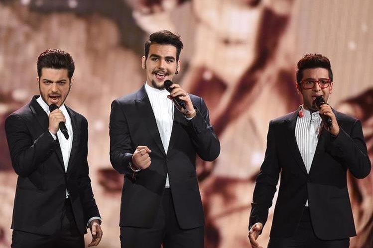 El trío italiano, integrado por Gianluca, Ignazio y Piero, visitan el país con su gira Grande Amore.