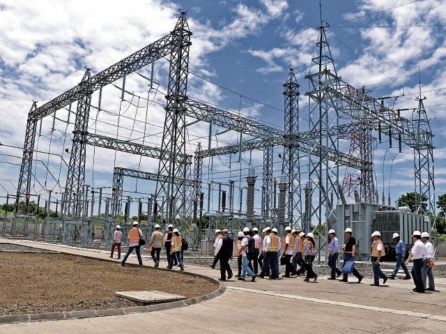 El proyecto del Anillo Pacífico del Sur, en Escuintla, quedó inaugurado ayer por la empresa colombiana Trecsa, que tiene a su cargo los trabajos del Plan de Expansión de Transmisión de Energía.