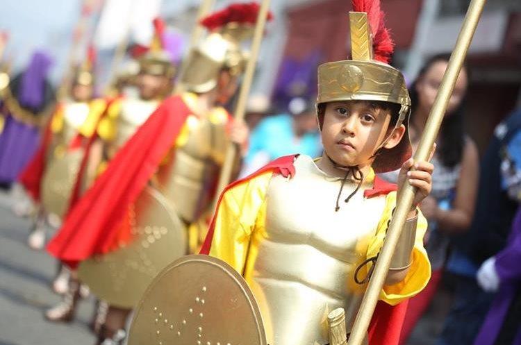 La procesión ingresará al templo a las 18:00 horas.