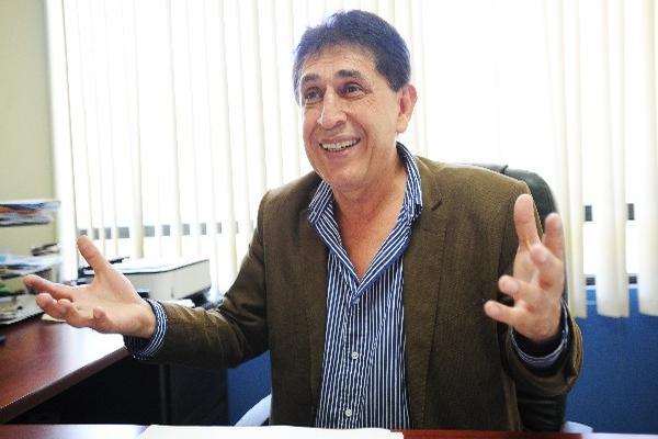 bryan jiménez asegura que el 2014 tendrá un gran proyecto por desarrollar para los procesos juveniles, entre ellos la construcción de un nuevo estadio en la capital.