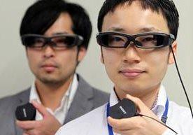 Los SmartEyeglass saldrán a la venta solo para desarrolladores de accesorios y aplicaciones.