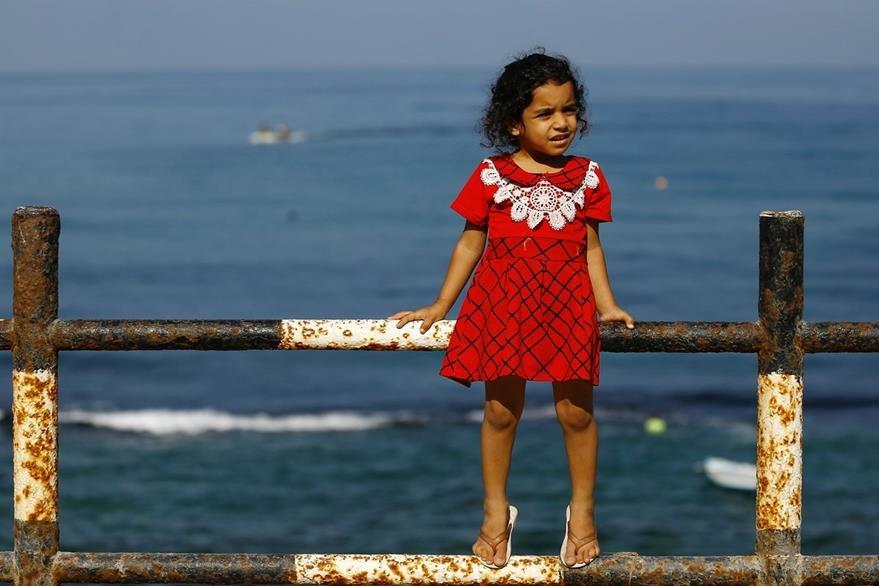 La ONU contabiliza alrededor de mil 100 millones de niñas en el mundo. (Foto Prensa Libre: AFP).