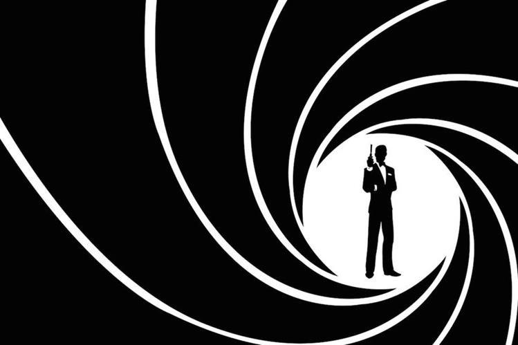 Se prepara la película número 25 del agente secreto. (Foto Prensa Libre: Hemeroteca PL)