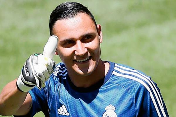 Keylor Navas se recuperará en Madrid de cara a la pretemporada del equipo blanco, ahora dirigido por Rafael Benítez. (Foto Prensa Libre: Archivo)