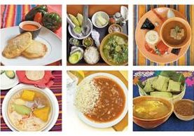 La comida guatemalteca destaca a nivel mundial y es conocida por su diversidad. (Foto Prensa Libre: Hemeroteca PL)