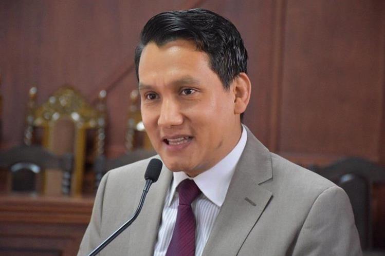 Fanuel García estará al frente del Inacif durante cinco años. (Foto Prensa Libre: Guatemala Visible)