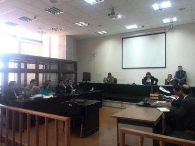 El inicio de juicio se suspendió el 9 de marzo por el amparo provisional otorgado al MP. (Foto Prensa Libre: Hemeroteca PL)