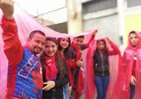 Los aficionados disfrutaron en el estadio Nacional