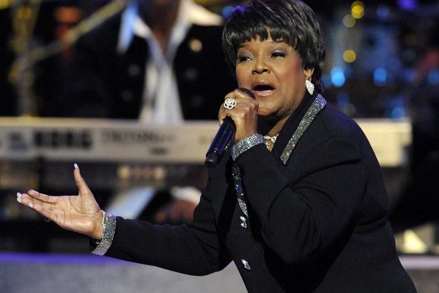 Durante la ceremonia también resultó afectada la cantante Shirley Caesar. (Foto Prensa Libre: ametia.files)