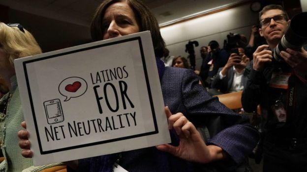 La ley ya no defiende la neutralidad de la red. GETTY IMAGES