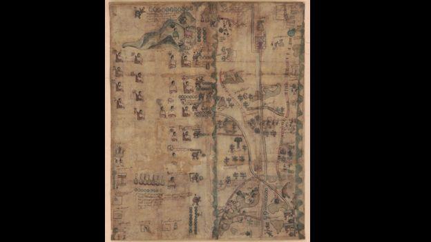 Existen menos de 100 mapas similares al código elaborados antes de 1600. BIBLIOTECA DEL CONGRESO DE EE.UU.