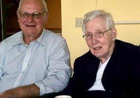 Henry y Jeanette De Lange mantuvieron 63 años de matrimonio.