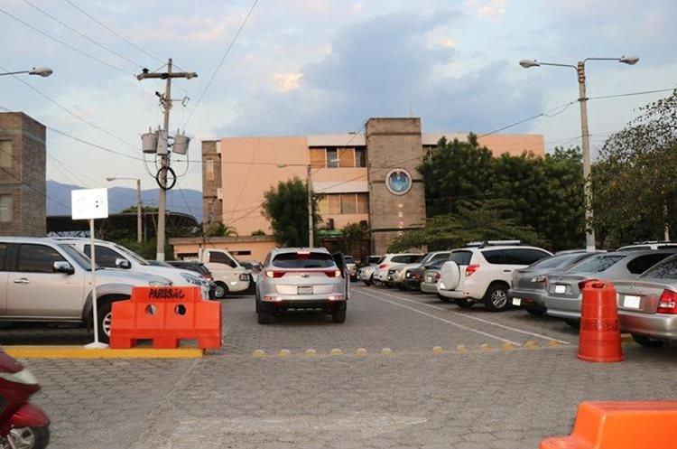 Centro Universitario de Oriente (Cunori) en la zona 5 de Chiquimula. Foto Prensa Libre: Mario Morales.