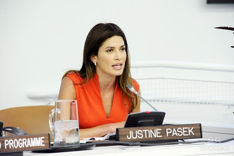 Yostin Lissette Pasek Patiño. Es una modelo y ganadora del título Señorita Panamá Universo 2002. (Foto Prensa Libre: Hemeroteca PL).