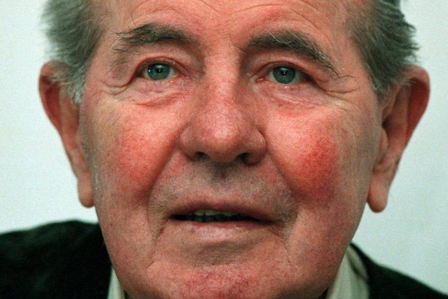 Zatopek en una foto de archivo de 1997. (Foto: AP)