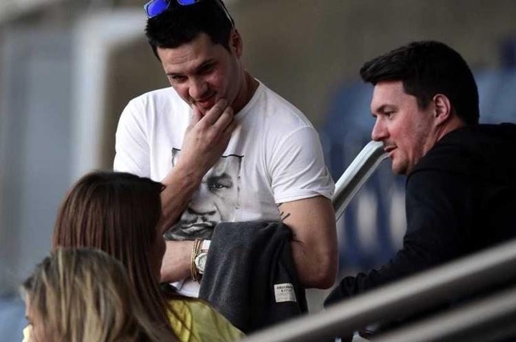 Matías Messi podría ser condenado a una pena de al menos tres años de cárcel por portación ilegal de armas