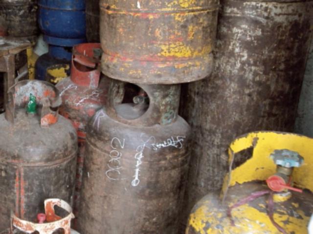 Precio del gas registra nueva alza.