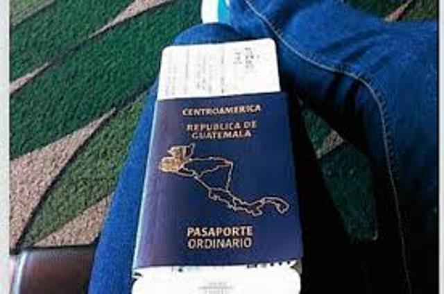 El país con más demanda de pasaportes guatemaltecos es Estados Unidos. (Foto Prensa Libre: Hemeroteca PL)