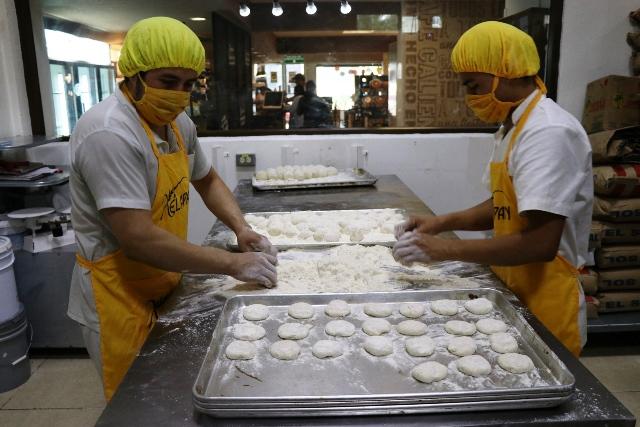 Las shecas se preparan aproximadamente en un ahora (Foto Prensa Libre: María José Longo)