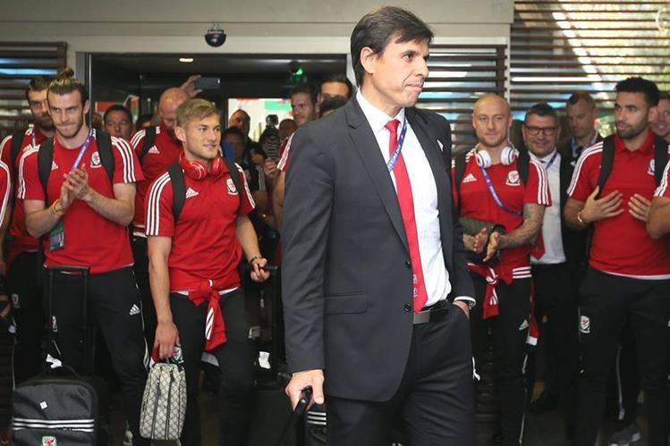 Chris Coleman tuvo una destacada actuación con Gales en la Eurocopa 2016. (Foto Prensa Libre: AFP)