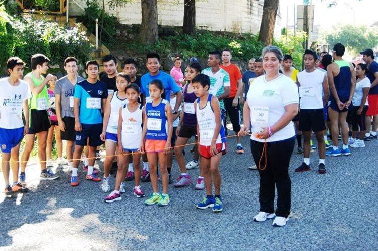 Los organizadores esperan que unas 200 personas asistan a la actividad. (Foto Prensa Libre: Mario Morales).