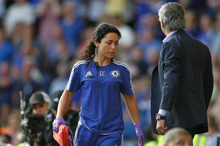 Luego de la polémica con José Mourinho, Eva Carneiro deja el Chelsea. (Foto Prensa Libre: Hemeroteca PL)