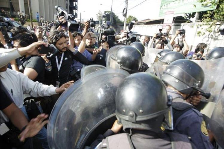 Los ataques y agreciones en contra de peristas han aumentado. (Foto Prensa Libre: Hemeroteca PL)